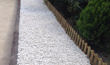 Modificación de jardín en Zizur