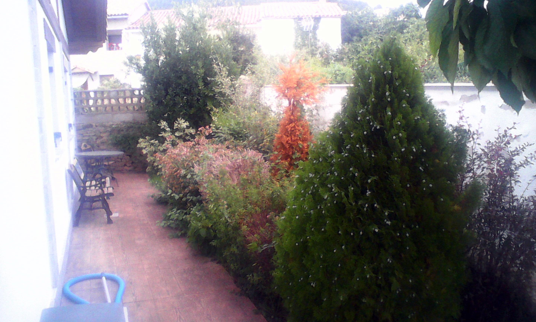 Remodelaci n de jard n a bajo mantenimiento en leache tu for Jardines de bajo mantenimiento