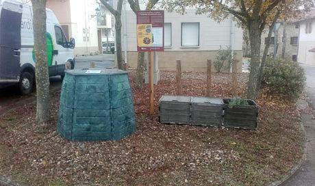 Nueva área de compostaje en Berriosuso