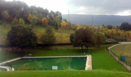 Adecuación zonas verdes Piscinas Municipales Itxesia-Irurtzun