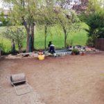 Preparación de terreno y rocalla