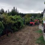 Limpieza y nivelación de terreno